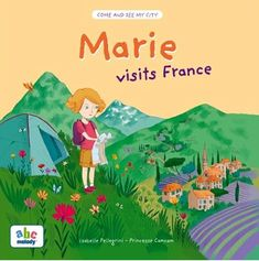 France is a top holiday destination for families with young children. Prepare for long car journeys with this great book