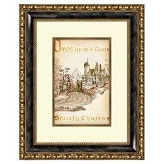 Cinderella II Framed Print from Walt Disney Signature Artwork mostwant artwork