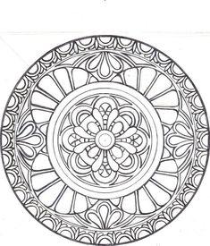 quilt motif, doodl project, medallion idea, quilt idea, interest item