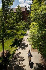 Southern Oregon University Hannon Library