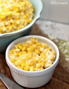 If you are looking for a side dish recipe that is sure to be a hit at your next family dinner or potluck, then let this recipe for The Best Cheddar Creamed Corn Ever put a stop to your search. Packed with juicy corn, gooey cheese and melted butter, this cream corn recipe is mouth-wateringly good.