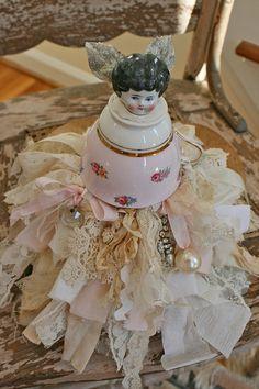 Tea cup fairy