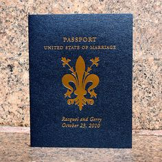 Passport to Cub Scouts  Blue & Gold