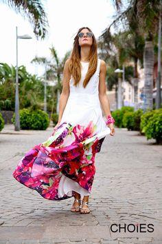 Limited Edition Maxi Dress   Choies