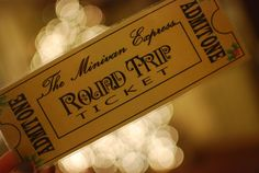 As the kids are getting ready for bed surprise them with a ticket to the Minivan Express!  Instruct them to grab their slippers & head for the car. Upon entrance to the car, punch the ticket, hand the kids popcorn & hot chocolate. Drive around town looking at all the beautiful lights...& don't forget to play Christmas music!