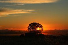 Namibian sunsets