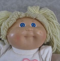 Must have a Cabbage Patch doll!