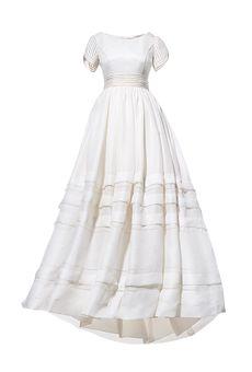 Brides: 17 Ideas for a Nautical-Themed Wedding | Wedding Style | Brides.com