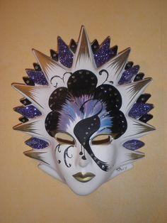 Mascara veneciana 1