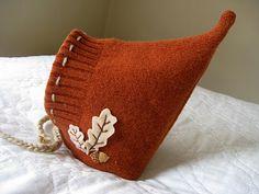 Pixie Hat ~ cute!