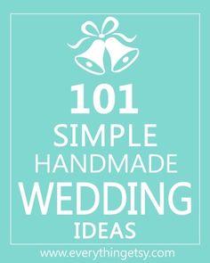 DIY wedding ideas keengel