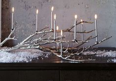 beautiful and modern holiday decor
