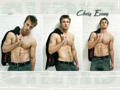 Chis Evans can be my Captain America Any Day!!!!
