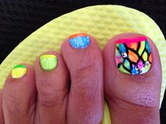 Stained Glass by parlourgirl from Nail Art Gallery