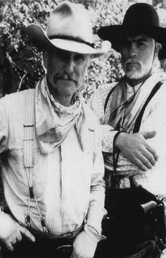 Lonesome Dove --  Robert Duvall and Tommy Lee Jones