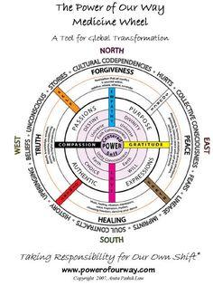 medicine wheel holistic apprach - Google Search