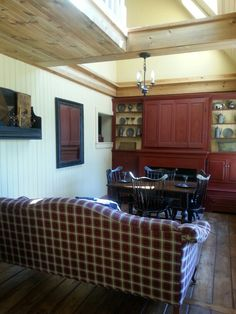 Tavern room....one end