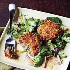 Potato, Mushroom, and Leek Croquettes | MyRecipes.com