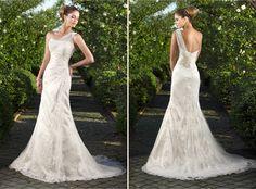 Low back one shoulder dress wedding dressses, lace wedding dresses, bridal collection, australia, the dress, one shoulder, outdoor weddings, garden weddings, white gowns