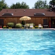 How to Naturally Clear Up Cloudy Pool Water | eHow