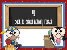 school activ, school year, school idea, back to school