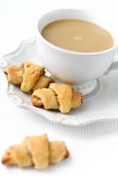 Coffee and rugelach