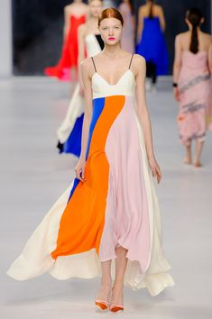 Flashes of Color at Christian Dior - My 7 Faves From Resort 2014 http://toyastales.blogspot.com/2013/05/flashes-of-color-at-christian-dior-my-7.html