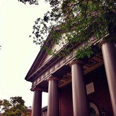 Memorial Church in Harvard Yard, by Thayane de Paula!, via Flickr - DiscoverHarvard.com