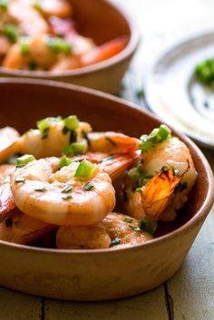 NYT Cooking: Chile powder adds sting, honey lends sweetness, and butter gives a creamy richness to these succulent roasted shrimp. Even better, the dish comes together in minutes, making it an ideal after-work meal or extremely speedy appetizer. The shrimp are also excellent tucked into a baguette for a shrimp sandwich. If you happen to have a jar of hot honey (chile-spiced honey), you...