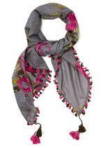 folk art, style, accessori, fring fest, scarves