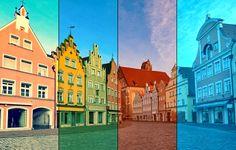 Seasons, Photo, Lomo, effect, PowerCam, Wondershare
