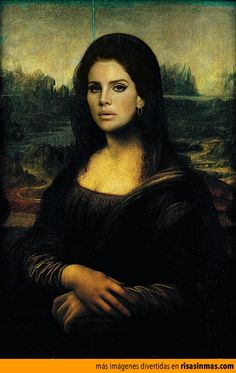 Mona del Rey.
