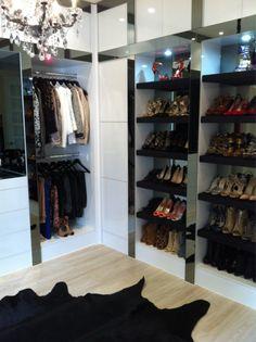 decor, dream closets, interior, dress room, dreams, shoe closet, hous, shoe storage, walk