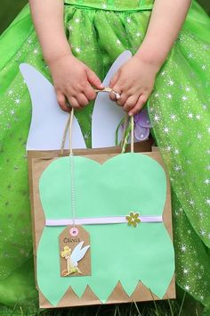 Most adorable Tinkerbell party #kids #party #diy #cool