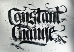 Constant Change - Niels Shoe Meulman