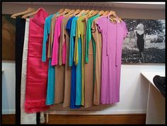 Marilyn's Collection of Pucci Dresses