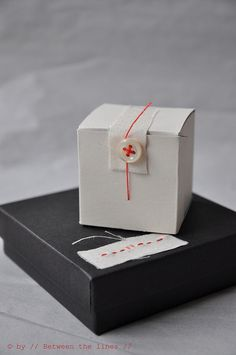 darling DIY gift box idea!