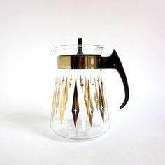 Starburst coffee carafe