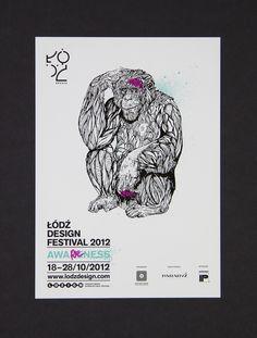 Lodz Design Festival 2012 on Behance