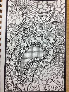 Doodle Art by Sensational64, via Flickr