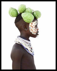 artafrica:  Karo Boy / Ethiopia by Mario Gerth (abgefahren2004on Flickr)