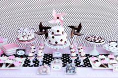 Very cute idea girls birthday party!