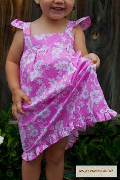 Tutorial: Summer Frills Dress