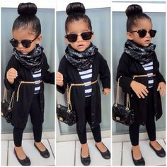 kids fashion #girl. Reminds me of my sister!!
