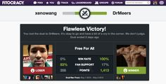 Announcing Fitocracy Duels - Challenge Someone Now! - Fitocracy Blog