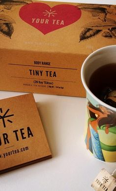 Tiny Tea teatox. want to try this