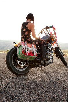 Girlie Bike
