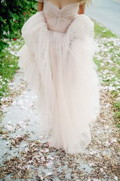 love this tulle dress