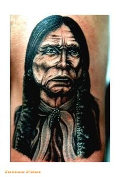 Great Native American ink