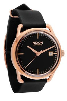beautiful NIXON watch